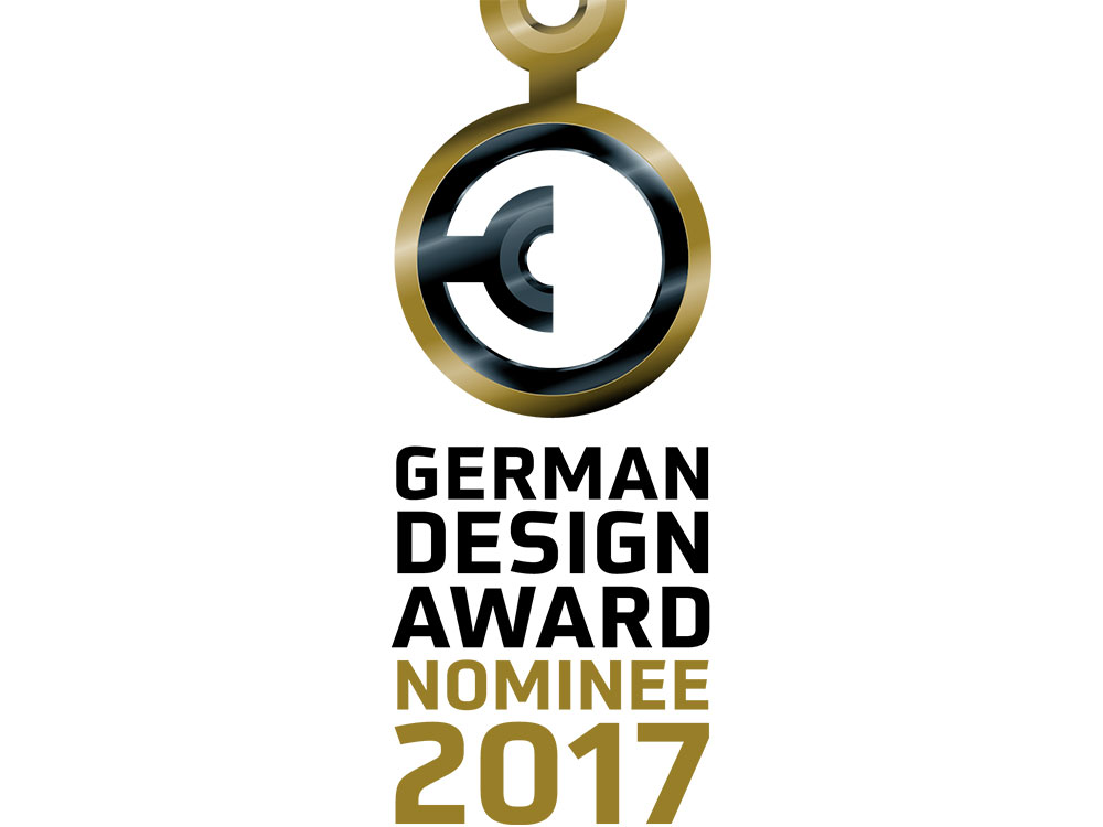 news 3 mal german design award nominee 2017. Black Bedroom Furniture Sets. Home Design Ideas