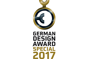 X_TEND awarded with German Design Award 2017 – Special Mention