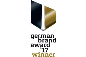 BRUNE gagne le German Brand Award 2017