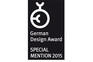 SID is awarded with the German Design Award Special Mention