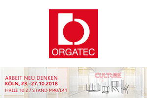 ORGATEC 2018 – BRUNE takes part